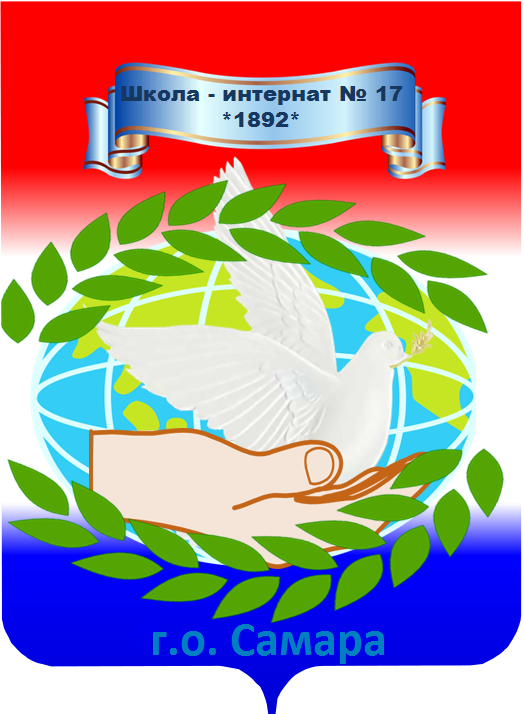 """Государственное бюджетное общеобразовательное учреждение Самарской области """"Школа-интернат № 17 для обучающихся с ограниченными возможностями здоровья городского округа Самара"""""""